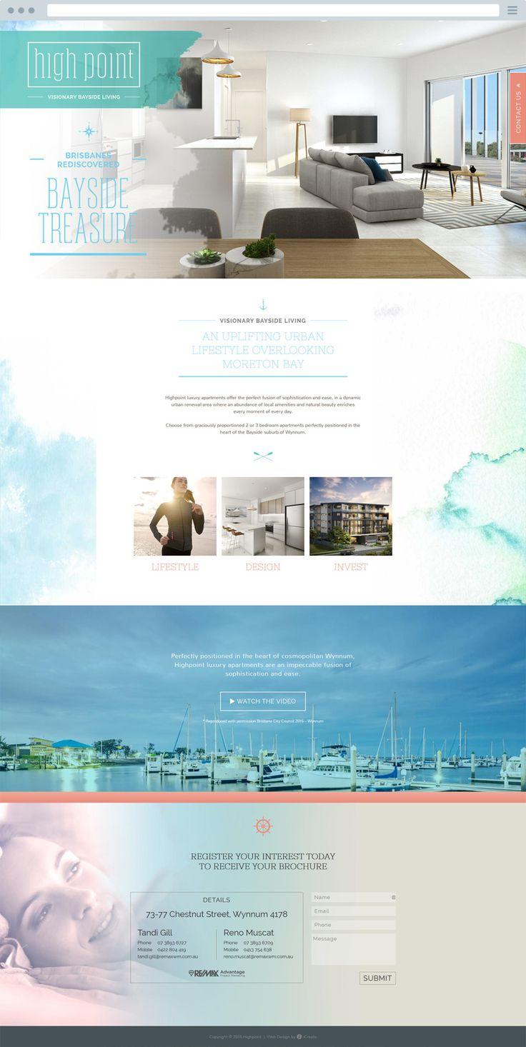 High Point Wynnum - Website Design | iCreate Advertising
