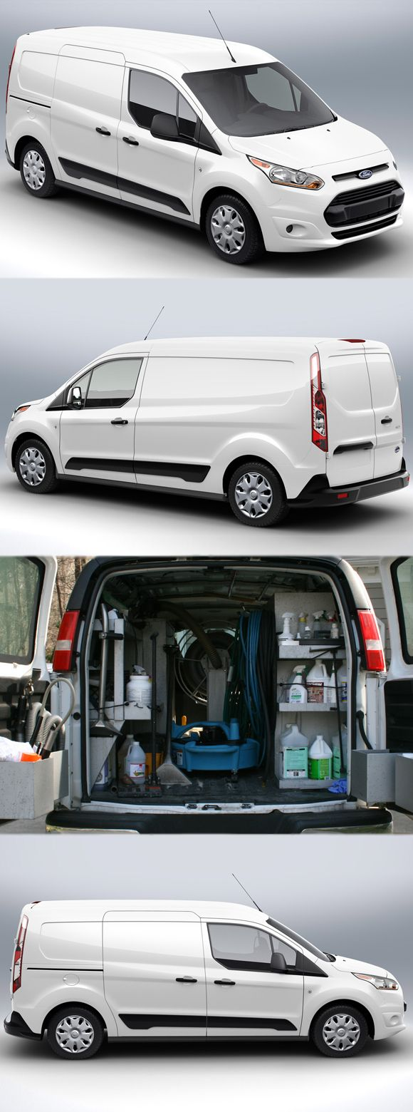Ford tourneo courier pictures to pin on pinterest - A Hefty Donation Of Ford Transit Connect Vans Get More Details At Http