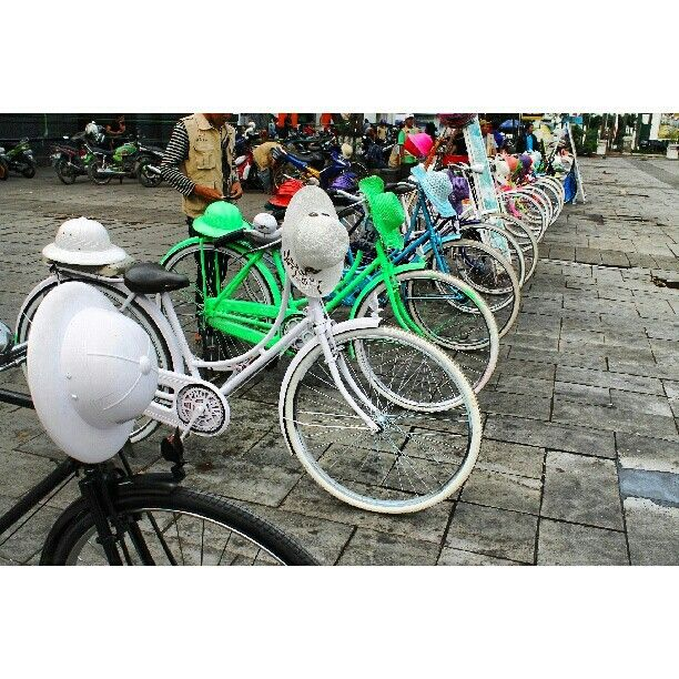 Traditional bicycle