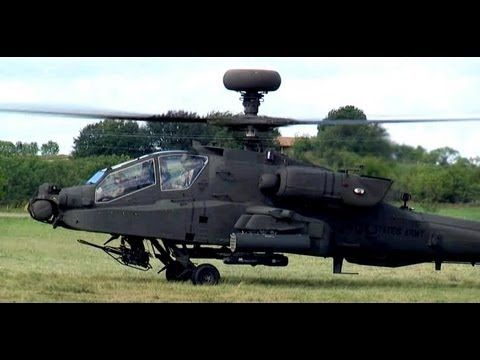 Boeing AH-64 Apache Longbow Attack Helicopter