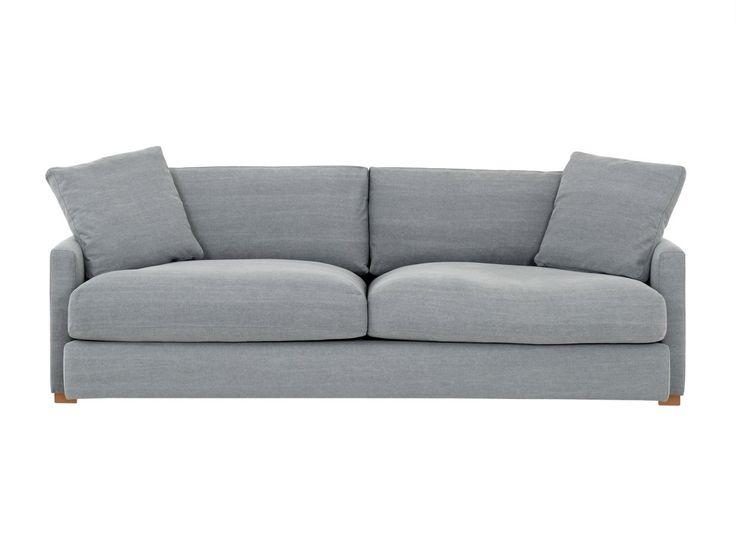 COLIN 3-Sits Soffa Ljusgrå -