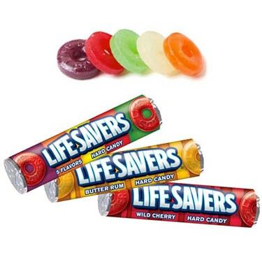 Life Savers Candy - 20ct from CandyStore.com