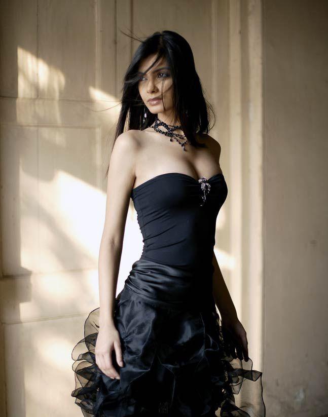 Diana Penty bel modello femminile indiano