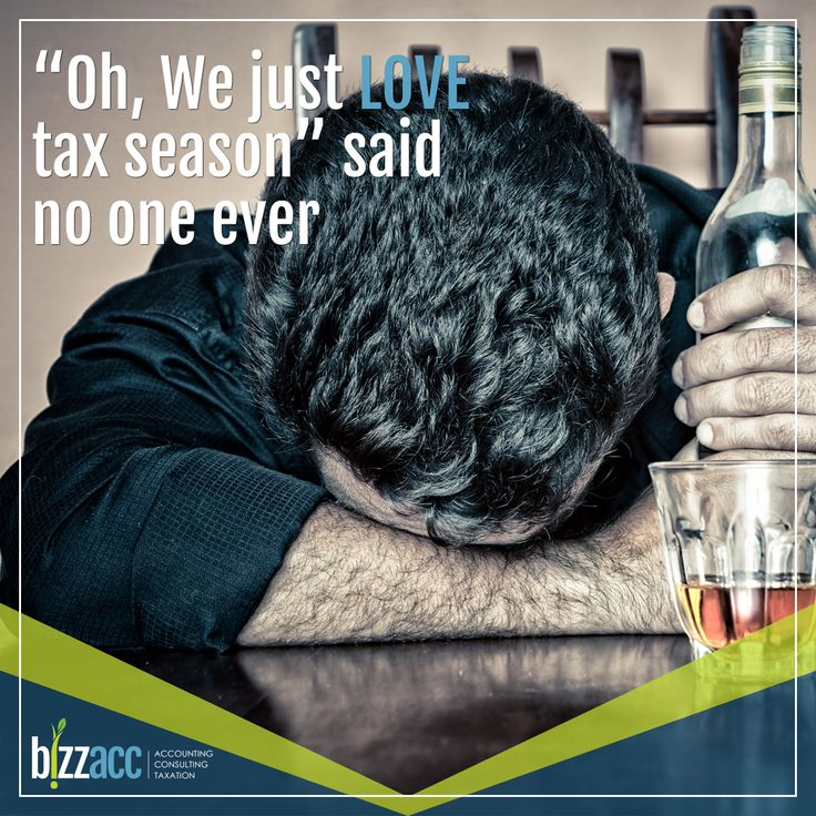 We LOVE tax season! Let us become your tax problem solution. Visit our website or contact us today: http://www.bizzacc.co.za or 082 747 7945