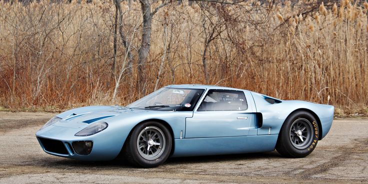 This Legendary 1966 Ford GT40 Is Looking For A New Owner This is a very special 1966 Ford GT40 Mk I street, which will be auctioned next month, at Gooding & Co Amelia Island event. The price will probably exceed 3 million dollars, since this is one of the 7 cars that were bought as part of a promotional group in 1967 and it was restored in 2009....