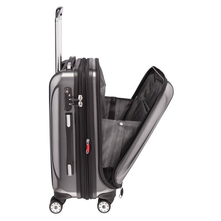 Amazon.com: Delsey Luggage Helium Aero International Carry On Expandable Spinner Trolley, Cobalt Blue, One Size: Clothing