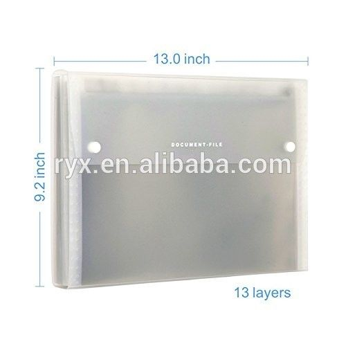 legal size pp plastic expanding document file wallets with 13 pockets, View legal size expanding file wallets, OEM Product Details from Guangzhou RuiYinXiang Stationery Co., Ltd. on Alibaba.com