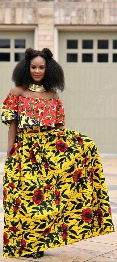 kiki African Print Maxi skirt. African Print- Maxi Skirt.  Ankara | Dutch wax | Kente | Kitenge | Dashiki | African print dress | African fashion | African women dresses | African prints | Nigerian style | Ghanaian fashion | Senegal fashion | Kenya fashion | Nigerian fashion (affiliate)