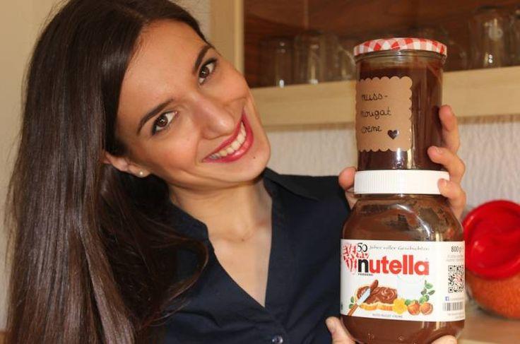 Hallo meine Lieben, Heute morgen wollte ich wie gewohnt als Abschluss meines Frühstücks ein Nutella-Brot essen. Das Nutella-Glas war aber le...