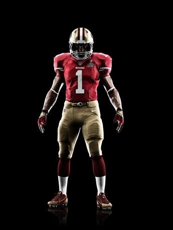 san francisco 49ers nike womens game jersey scarlet san francisco 49ers nike blockbuster farewell season candlestick park 42th patch jerseys