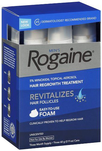 Awesome 3 Best Minoxidil Shampoo Reviews for Hair Growth