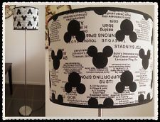 Mickey Mouse Floor Lamp