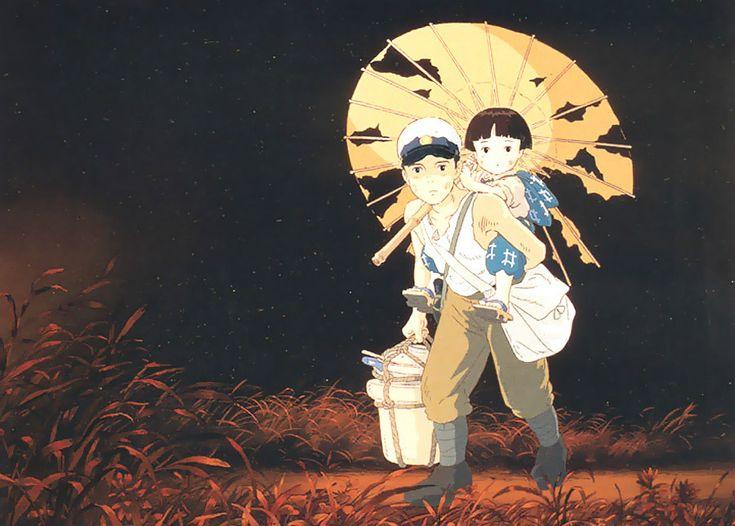 Comentarios y crítica de 'La tumba de las luciérnagas', filme de Isao Takahata de 1988...