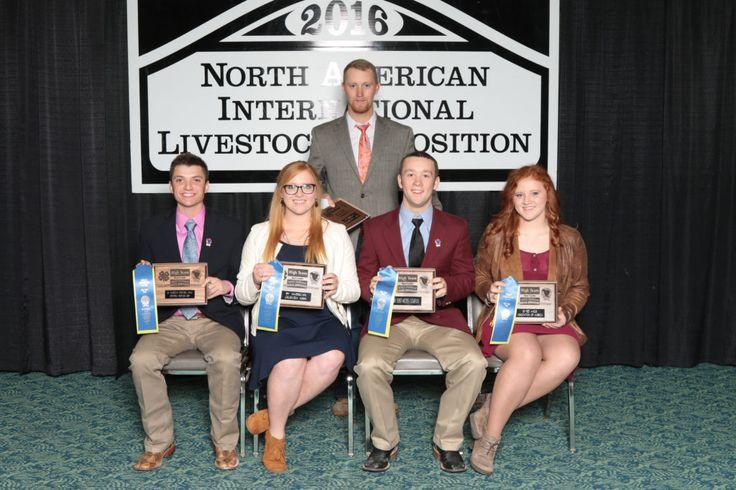 Meet the 2016 South Dakota 4-H Livestock Judging Team