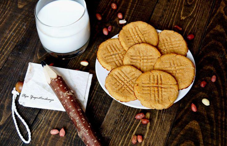 Диетическое арахисовое печенье из творога! - диетическое печенье - Полезные рецепты - Правильное питание или как правильно похудеть