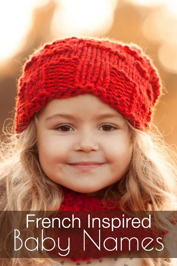 You'll Want to Steal These French Baby Names #babynameideas