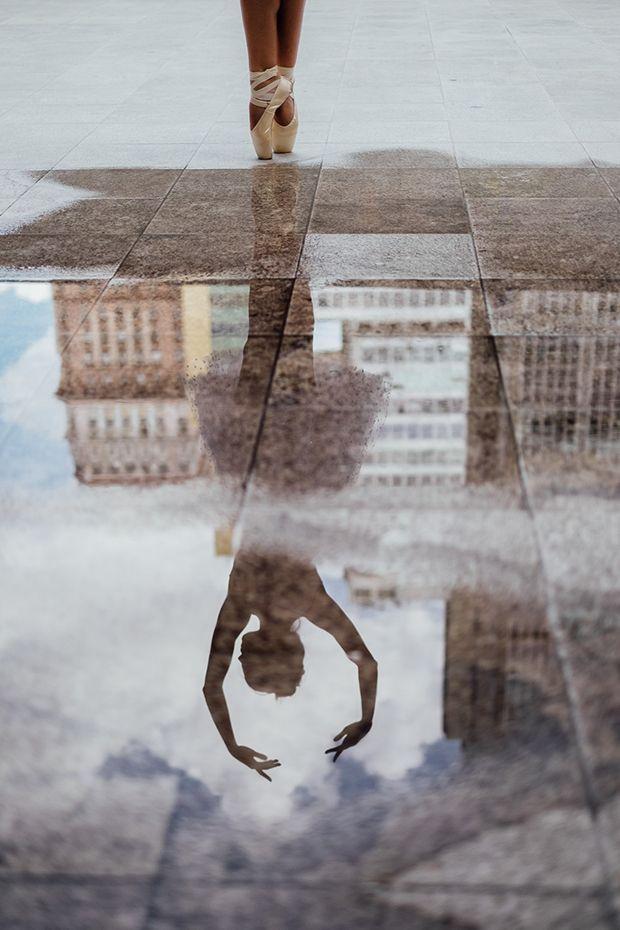 Tanz ist eine Verbindung zur Welt. Und die Fotos der Conexão Corpo – Franzi