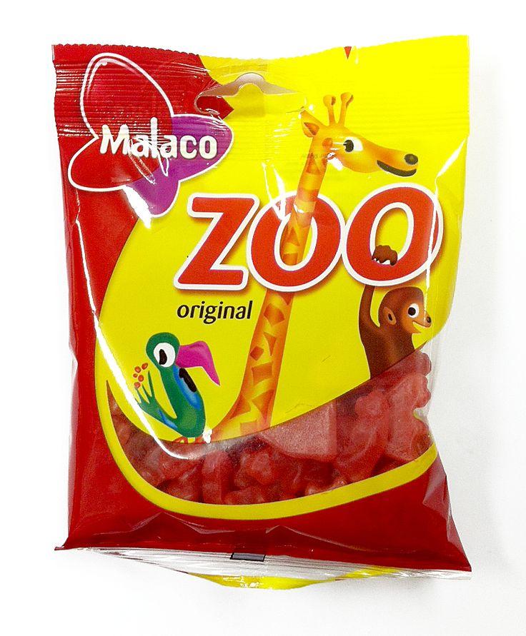 Zoo sweets from Malaco