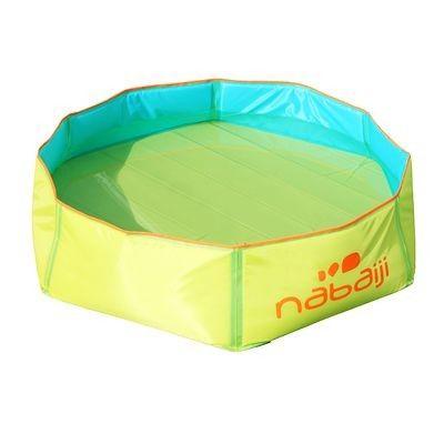 Piscines et accessoires Natation - piscine enfant TIDIPOOL NABAIJI JAUNE BLEU NABAIJI - Natation