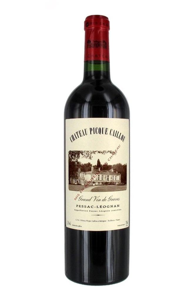 12 Bottles of 2007 Chateau Picque Caillou, Pessac Léognan, £199.00