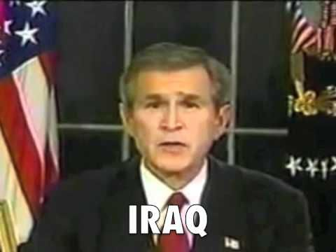 General Wesley Clark tells of how Middle East destabilization was planned as far back as 1991 - YouTube