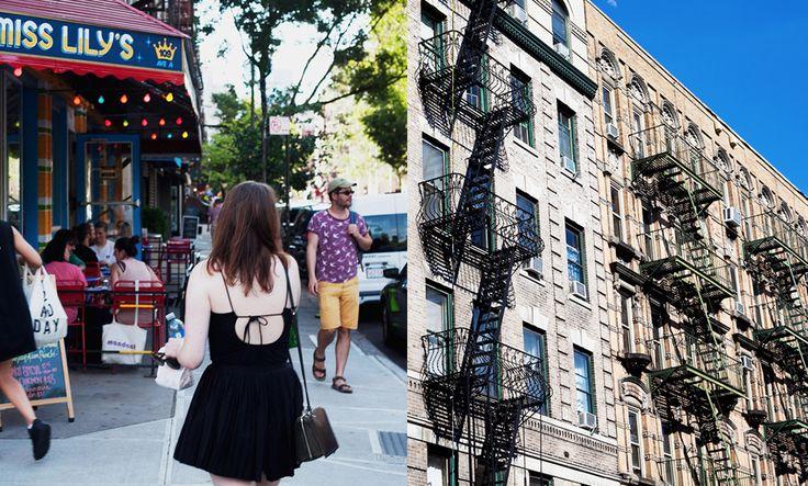 Reseguide: möt sommaren på New Yorks bästa tak, bakgårdar och parker