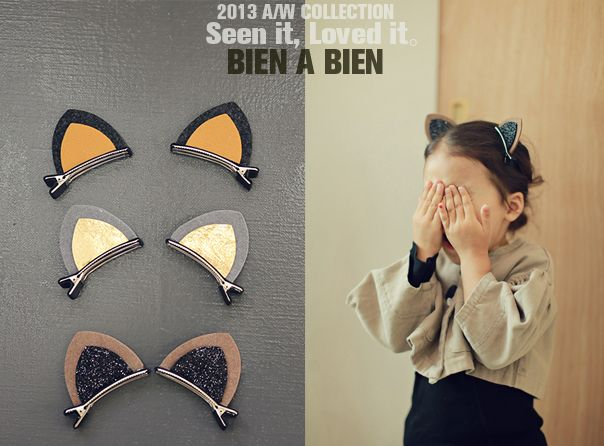 Lovely accessories for kids
