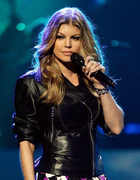 Fergie..love her!