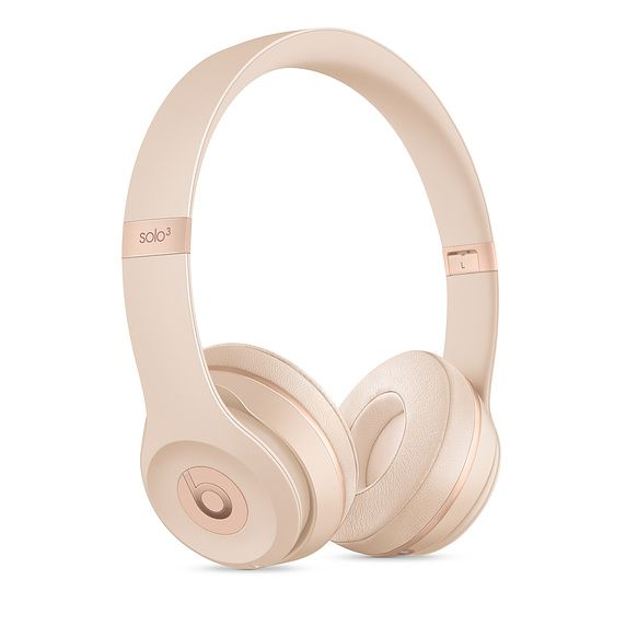 2d955217ff3 Beats Solo3 Wireless On-Ear Headphones – Gloss White - Apple | Gift ...