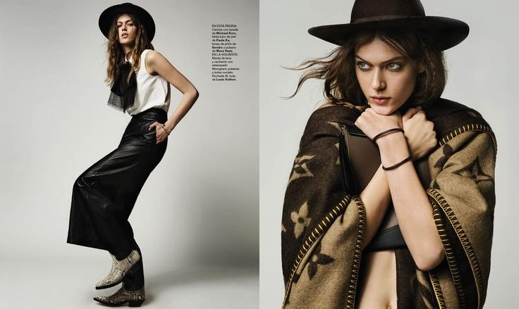 Ala Oeste (Harper's Bazaar Spain)