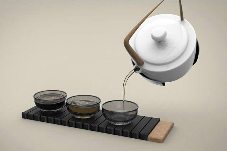 tea set rhino!