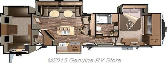 #11581 - 2016 Open Range 3X 427 BHS for sale in Nacogdoches TX - Genuine RV Store
