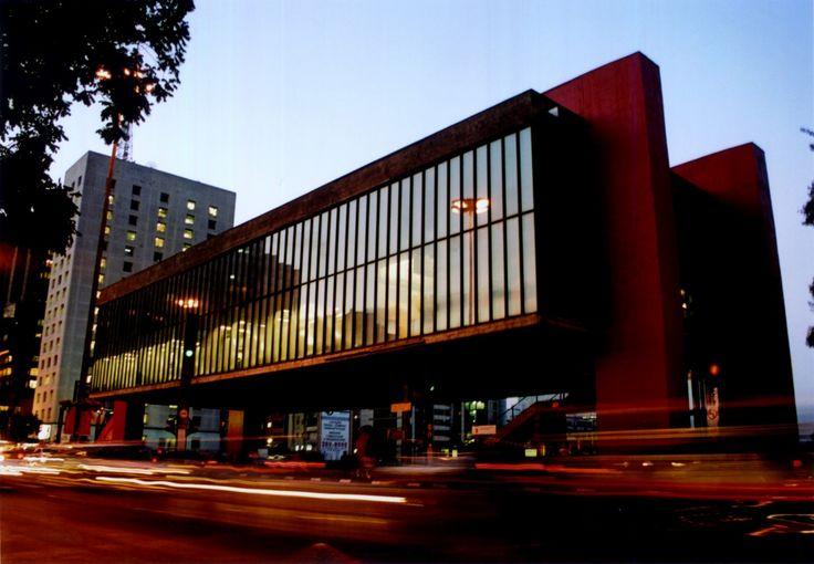 MASP (São Paulo)-São Paulo-Brasil