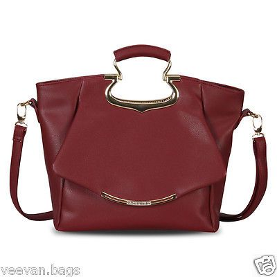 2015 New women leather handbag shoulder messenger bag lady tote purse online