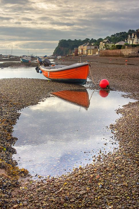 "Shaldon: ""Top choice is you want to escape the commerical aspect of the beach scene. The excellent Shaldon Wildlife Trust is nearby and there's boating on the Teign estuary."" Slow South Devon & Dartmoor; www.bradtguides.com"