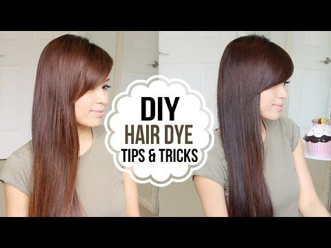 Nee is a hair GENIUS!!!! DIY: How to Dye Hair at Home (Coloring Tips & Tricks) - YouTube