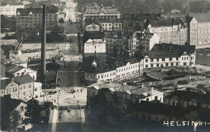 Hakaniemi ennen vuotta 1926