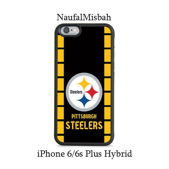 Pittsburgh Steelers Custom #3 iPhone 6/6s PLUS HYBRID Case Cover