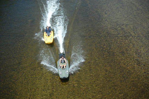Mokai Motorized Kayak - IcreativeD