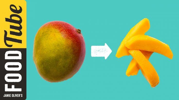 How to Prep a Mango