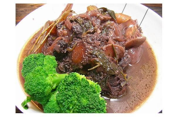 images of chinese oxtail beef stew | Oxtail Stew