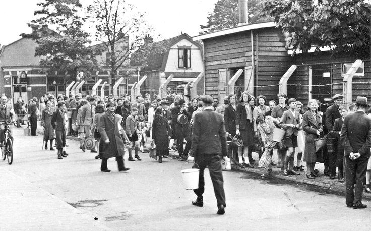 1941 gaarkeuken langgewenst Hilversum