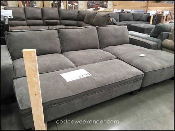 Beau Costco Sectional Sleeper Sofa