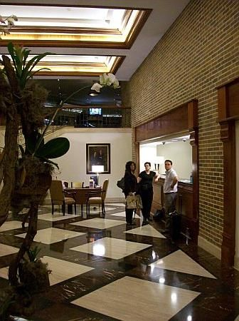 JW Marriott Hotel Caracas. Looks very much the same way it did when we first arrived.