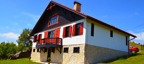 Casa Konigstein, cabana de vis din Muntii Piatra Craiului – Sirnea, Fundata | Locuri Faine