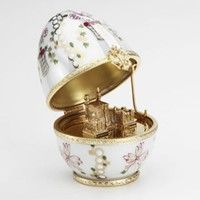 Gift From Tsar Nicholas II to the  Dowager Empress.