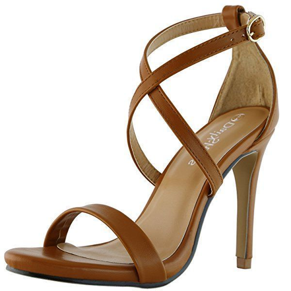 1f5a7b140d1e3 Amazon.com | DailyShoes Women's Platform High Heel Clubbing Sandal ...