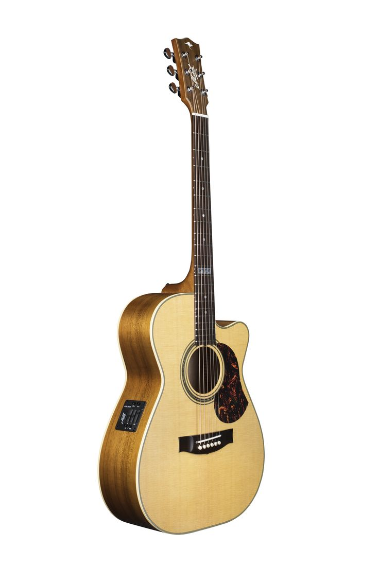 Maton EBG808 Tommy Emmanual with Cutaway
