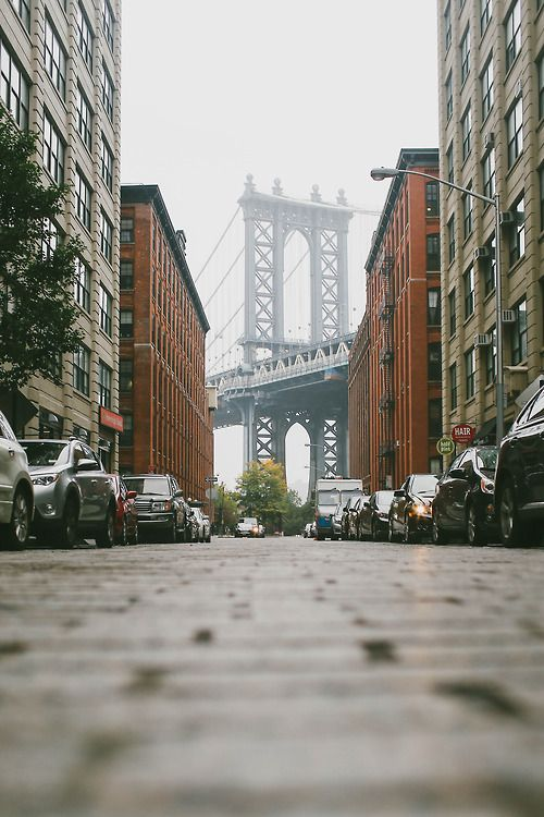I really want to see (and walk on) the Brooklyn Bridge next time I go to NYC.