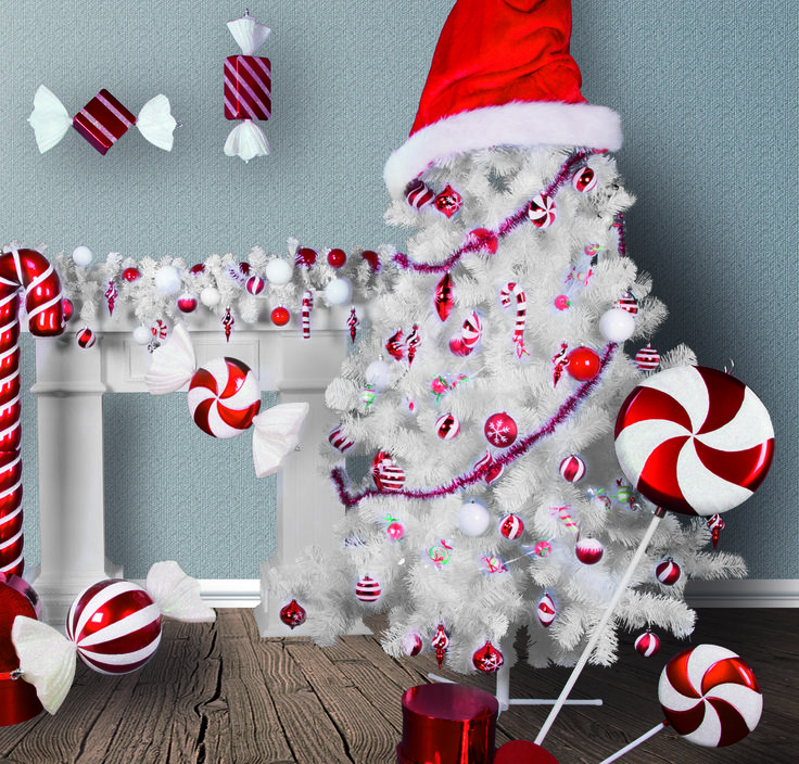 visual merchandising trends herbst winter 2015 american christmas 2015 weihnachtsdeko. Black Bedroom Furniture Sets. Home Design Ideas